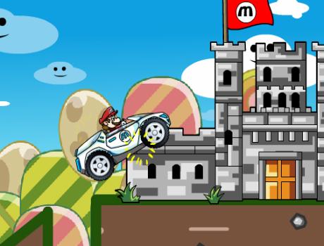 Super-Mario-autos-jatek