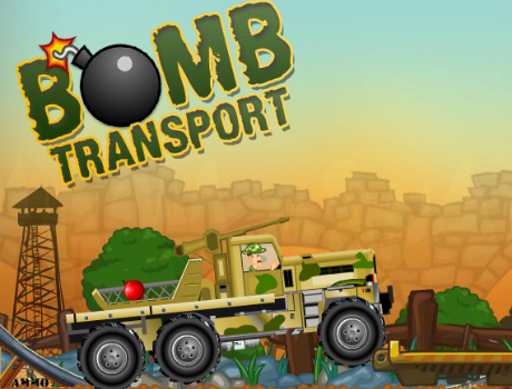 bomb-transport-autos-jatek