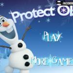 Mentsd meg Olafot jégvarázs játék
