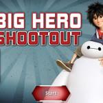 Big Hero foci Disney játék