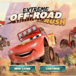 Extrém Off-Road Disney játék