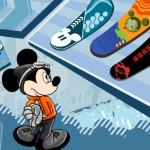 Mickey Snowboardozik Disney játék