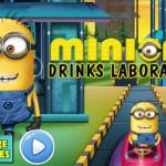 Minyon ital Gru játék