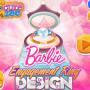 Barbie eljegyzési gyűrű készítése lányos játék